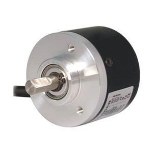 Encoder, Shaft, NPN Open, Dia 6mm, 100 PPR by Autonics