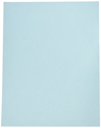 Springhill, Digital Card Blue, 90lb, Letter, 8.5 x 11, 250 Sheets / 1 Ream, (025100R) Made In The USA