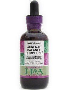 Herbalist & Alchemist- Adrenal Balance Compound 2 oz ()