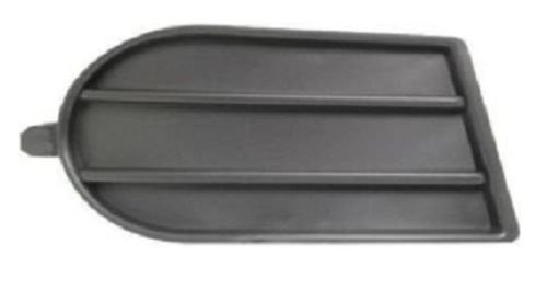 Front Bumper Fog Grille No Fog Hole Driver Side Compatible With Swift 2005-2008 Trade Vehicle Parts SZ1107