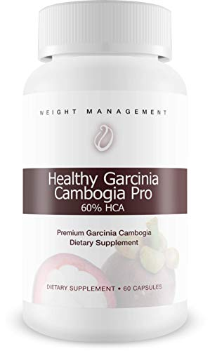 Healthy Garcinia Cambogia Pro- 60% HCA- Max Strength - Natural Weight Loss Supplements - Carb Blocker & Appetite Suppressant - All Natural Diet Pills for Women & Men - 60 Caps by Healthy Garcinia Cambogia Pro (Image #6)