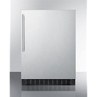Built-In Undercounter All-Refrigerator-Stainless Steel (FF64BXCSSHV)