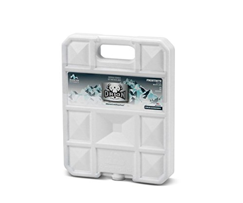 - ORION Frostbite Arctic Ice – Extra Large Long Lasting Freezer Ice Pack – Hard Shell Dry Ice Alternative Cooler Accessory (Frostbite (-2°C), X-Large)