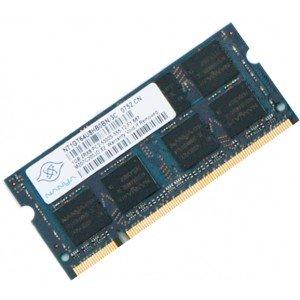 Pc2 5300 200 Pin Laptop (Nanya 2GB DDR2 RAM PC2-5300 200-Pin Laptop SODIMM)
