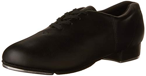 Capezio Women's Fluid Tap Shoe,Black,6.5 W US (Best Tap Shoes For Adults)