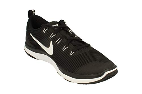 Nike Free Black Chaussures Homme Train Versatility 010 White De Fitness pFqvprx
