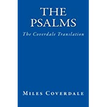 The Psalms: The Coverdale Translation