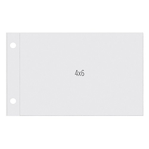 - Simple Stories Snatp Pocket Pages with Horizontal Pocket Binders (10 Pack), 4