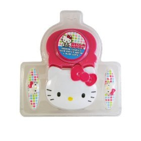 Hello Kitty Mirror Compact with Pop Up Brush & Hair -
