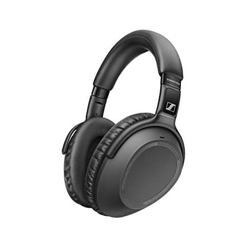 chollos oferta descuentos barato Sennheiser PXC 550 II Auriculares Plegables Wireless con Alexa integrada Cancelación de Ruido y Pausa Inteligente Bluetooth Circumaurales Negro