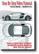 SolidWorks Step-By-Step Tutorial: How To Model a Car In SolidWorks