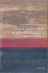 Social & Cultural Anthropology a Very Short Introduction