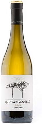 Quinta de couselo Vino Blanco - 3 botellas x 750 ml- Total: 2250 ml