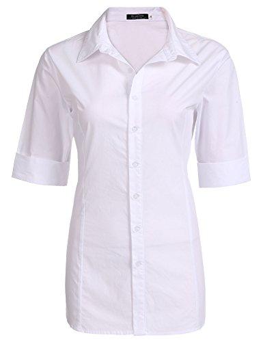 Button Dress Shirt - 8
