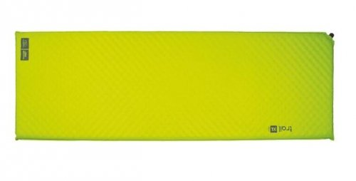 Cheap Highlander Outdoor Trail Self Inflate Mat, X-Large, Green