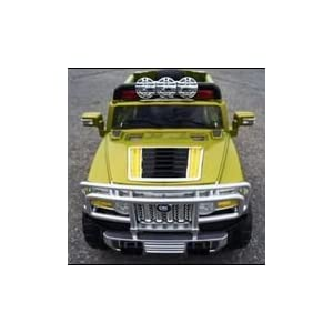 Electric-Battery-operated-Ride-On-Car-For-Kids-HUMMER-Style-Model-HJJ255-B-Remote-Control-Green
