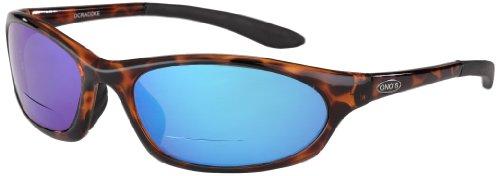 ONOS Ocracoke Polarized Sunglasses (+2 Add Power), Tortoi...