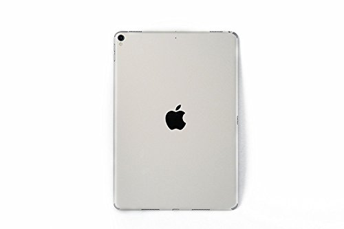 iPad Pro 12.9-Inch Body Cover, Leze - Body Cover Protective Stickers Decals for Apple iPad Pro 12.9-Inch (WiFi Only, Mid 2017) - Sliver ()