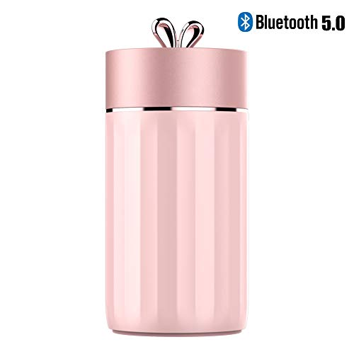 Bluetooth Speaker,Wireless Bluetooth Speakers,Outdoor Portable Speaker for Men and Women,Louder Crystal Clear 3D Stereo Sound,Perfect Portable Wireless Speaker for Apple, Samsung and More