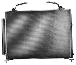 TYC 3182 Honda Pilot Parallel Flow Replacement Condenser