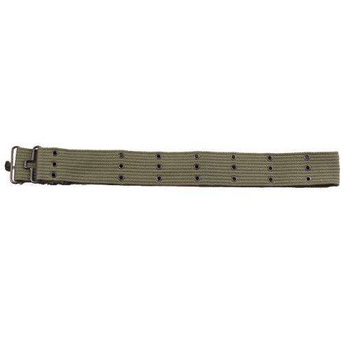 Rothco Canvas Pistol Belt, Olive Drab, 42''