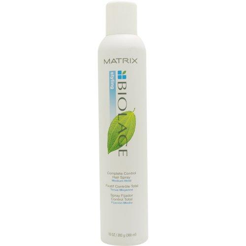 Biolage Complete Control Hair Spray by Matrix for Unisex - 10 Ounce Hair Spray (Matrix Biolage Complete Control Hair Spray)