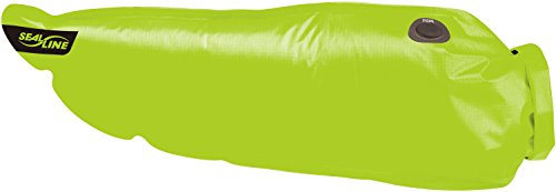SealLine Bulkhead Tapered Dry Bag, Green, 20L