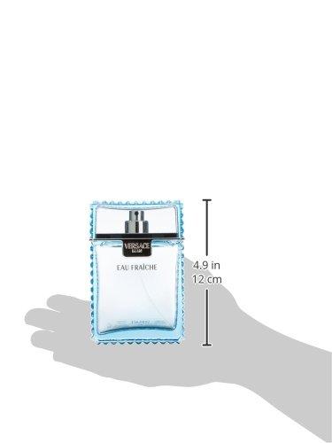 Versace Man Eau Fraiche By Gianni Versace For Men Deodorant Spray 3.4 Oz