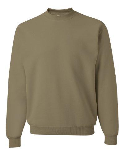 JERZEES 4662MR - NuBlend SUPER SWEATS Crewneck Sweatshirt