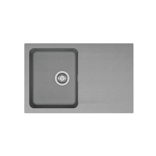 Franke oid 611 –  18 114.0476.401 fregadero Orion Tectonite, piedra gris OID 611-18 114.0476.401