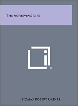 Book The Achieving Life