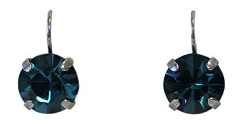 Mariana Cannoli Swarovski Crystal Drop Earrings