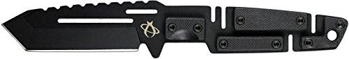 "Mantis Knives MF4-HC ""Chaos 1"" Fixed Blades Knife, Black"