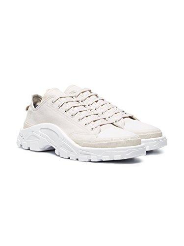 Uomo Bianco By B2252713 Raf Adidas Cotone Sneakers Simons TC0HwqI
