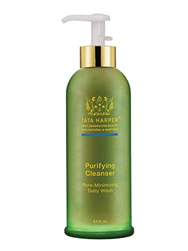 Tata Harper Purifying Cleanser | 100% Natural & Nontoxic | Anti-Pollution, Pore-Purifying Cleanser | 125ml