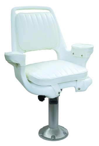 Wise 8WD1007-8-710 Chair with Fixed Height Pedestal and Seat Mount
