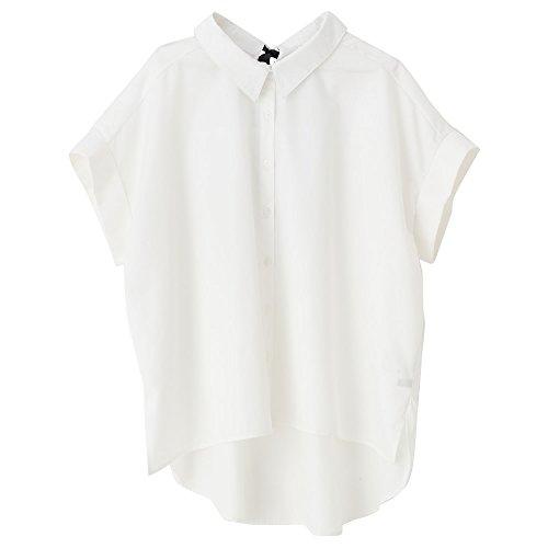 AquaGarage(アクアガレージ) バックリボンテールカットシャツ