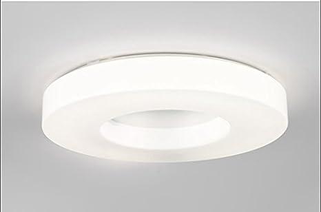 Juzhijia lampada da soffitto led acrilici circolari illuminazione