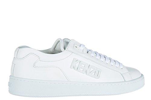 Kenzo Damesko Sneakers Kvinders Sko Sneakers Tennix Hvid cXey4