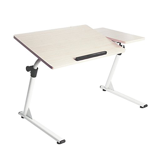 Soges Adjustable Lap Table Portable Laptop Computer Stand