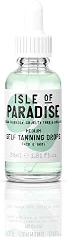 Sunscreen & Tanning: Isle of Paradise Self-Tanning Drops