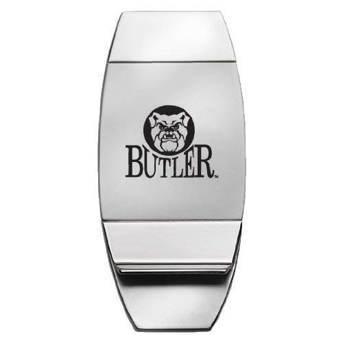 Two-Toned Money Clip Butler University