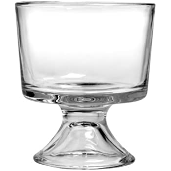 Anchor Hocking Presence Mini Trifle Footed Bowl, Set of 8