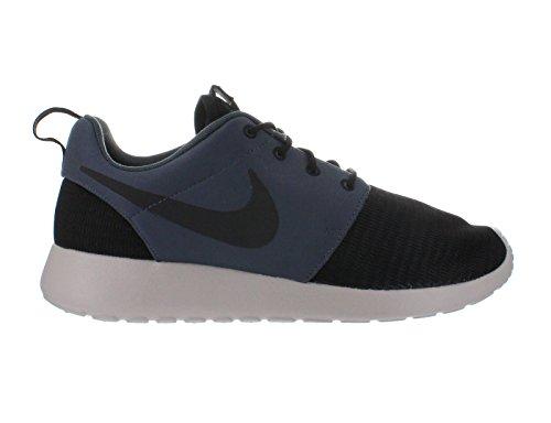 Nike Roshe Run - Black / Black-Dark Magnet Grey-Garnet, 13 D US