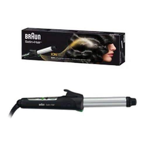 chollos oferta descuentos barato Braun Satin Hair 7 CU710 Rizador de pelo con tecnología iónica tenacillas con control de temperatura person
