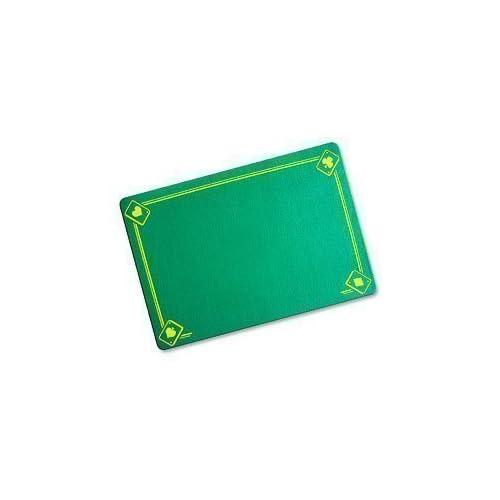 Tapis classique imprimé Vert (40 x 27,5 cm)