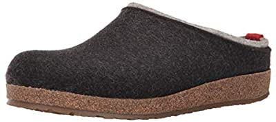 HAFLINGER Women's Kris Clogs-and-Mules-Shoes