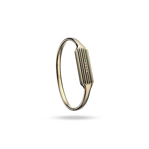 Fitbit Flex 2 Accessory Bangle, Gold, Small