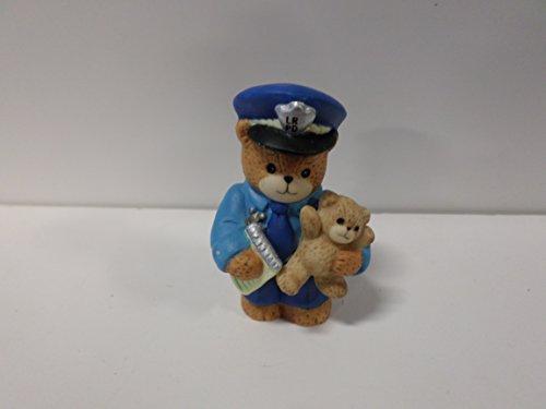 Lucy & Me Series (Enesco) ** Bear Dressed as Policeman ** 244775