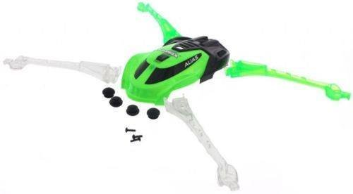 Traxxas-LaTrax-Alias-Quadcopter-GREEN-CANOPY-LED-LENS-NON-SKID-FEET-Screw
